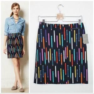 ANTHRO No 2 Pencil Skirt